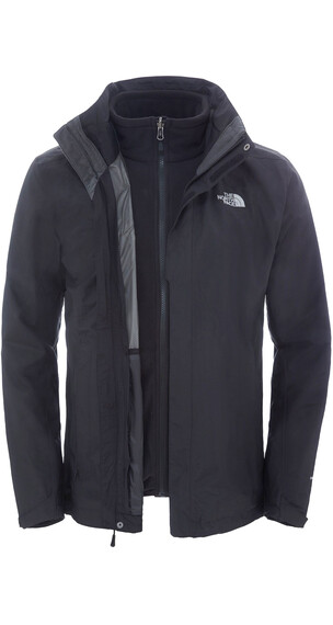 The North Face Evolution II Triclimate Jacket Men TNF Black